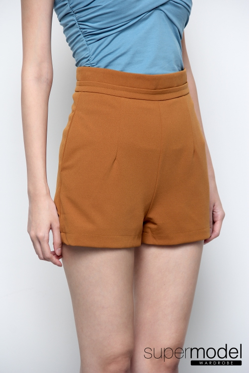 Dough High Waist Pant (Camel)