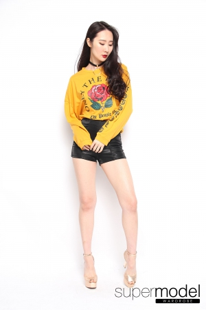 Brodie Rose Top (Yellow)