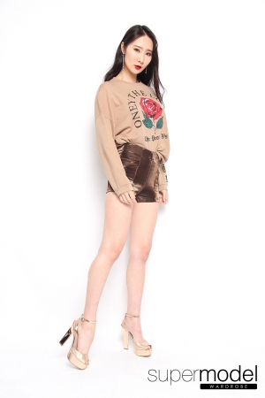 Brodie Rose Top (Brown)